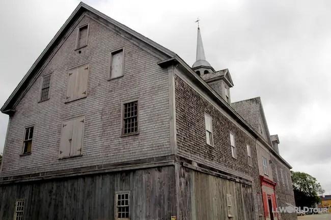 Cox Warehouse - Shelburne, Nova Scotia