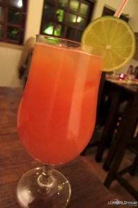Terra fresh fruit drink