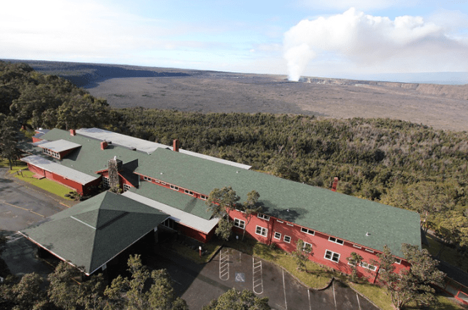 Hawaii Volcano House