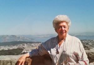 Grandma in San Francisco