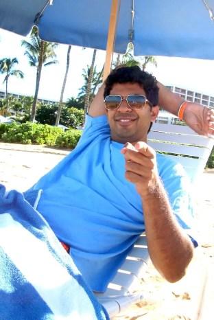 Mile Nerd on Vacation