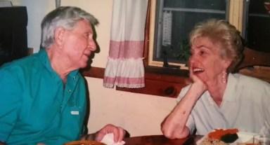 Grandparents in Love