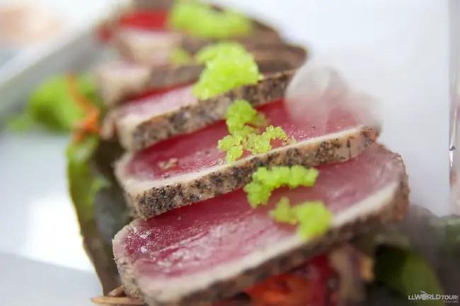 Tuna Tartare