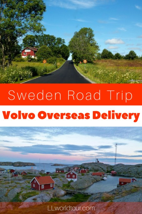 Buy a Volvo: Get a Free Trip to Sweden with Volvo Overseas Delivery Program!