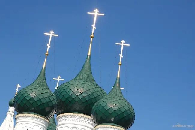 Onion Dome Church