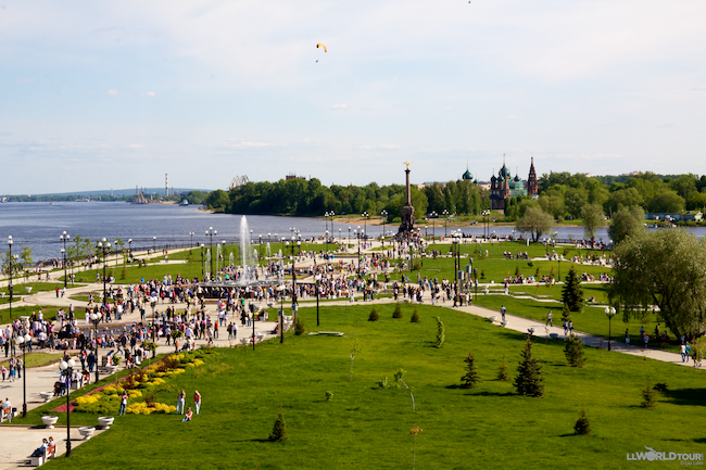 Yaroslavl Rivers