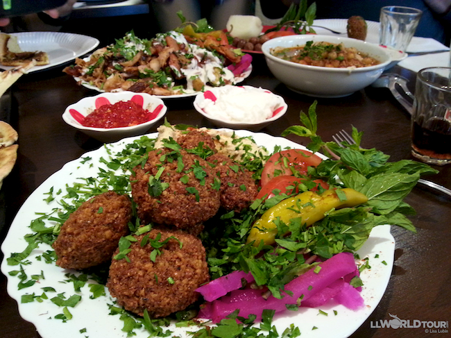 Syrian Food Berlin