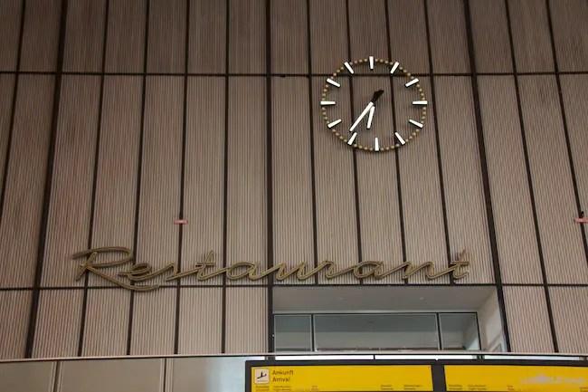Tempelhof Restaurant