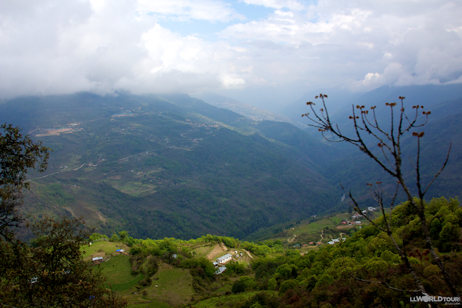 Bhutan View