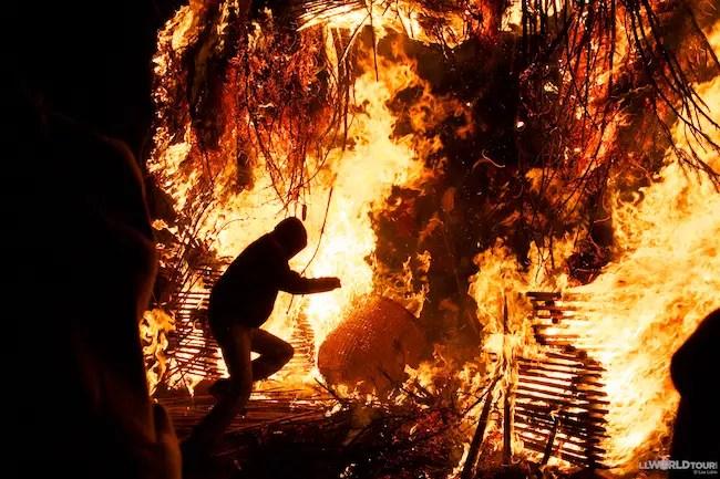 Bhutan Fire Festival