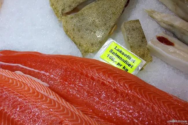 Bergen Salmon