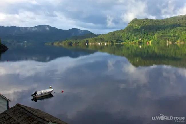 Idyllic Norway