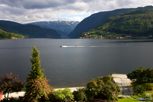 Ulvik by Day