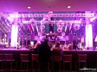 Penta Hotel Lobby