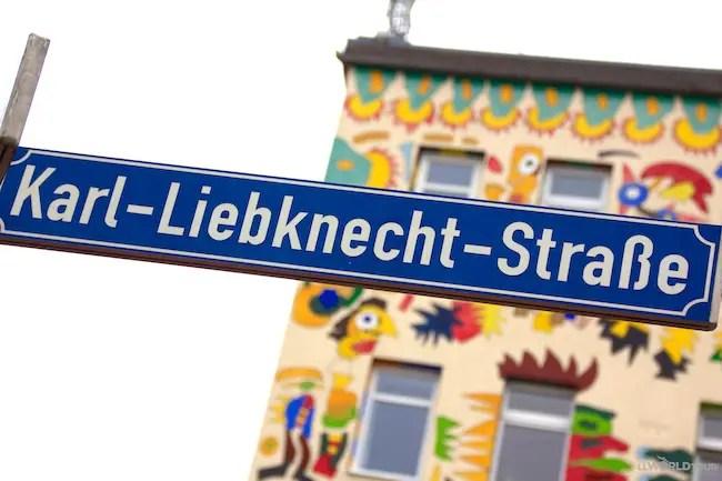 Karl Liebknecht Strasse