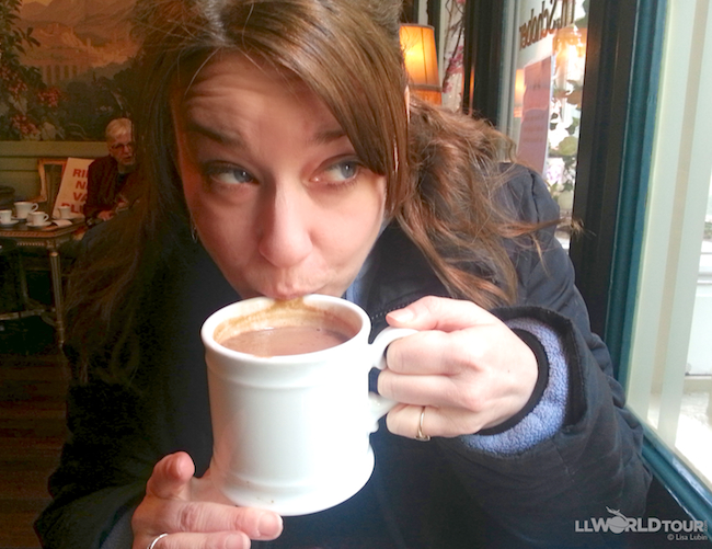 Lisa Loves Chocolate