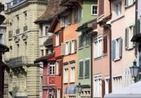 Visiting Zurich