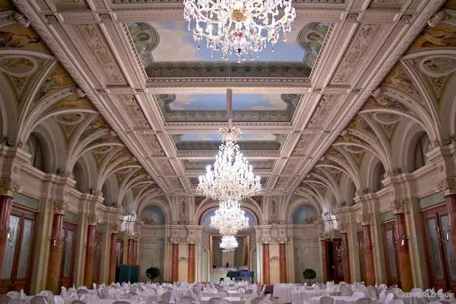 Victoria Jungfrau Ballroom