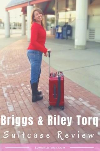 Briggs & Riley Torq Review