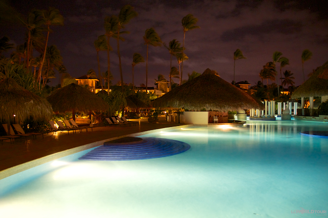 Night in Punta Cana