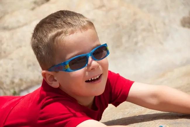 Sunglasses kid