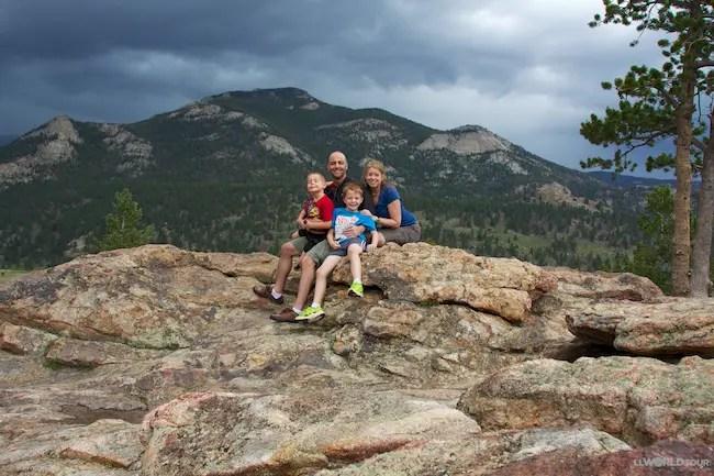 Family Travel Colorado