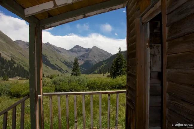 Animas Forks Colorado