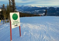 Beginner Skiing