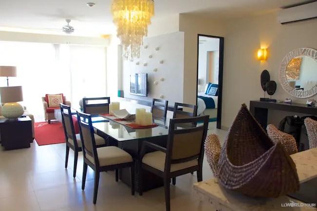 Marival Residences Room