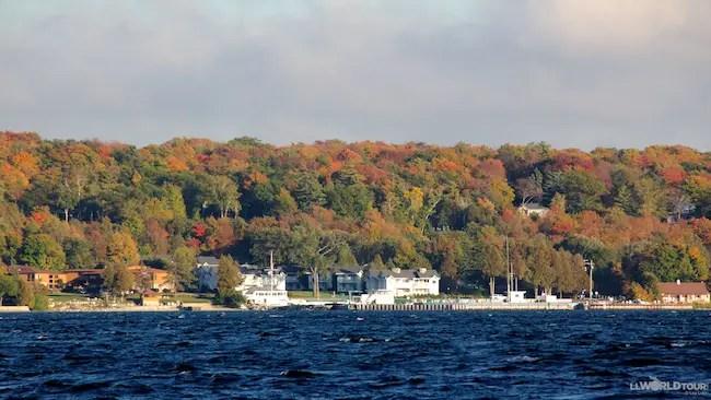 Door County Shoreline