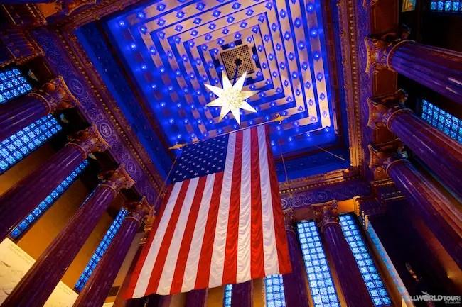 Indiana War Memorial Shrine Room
