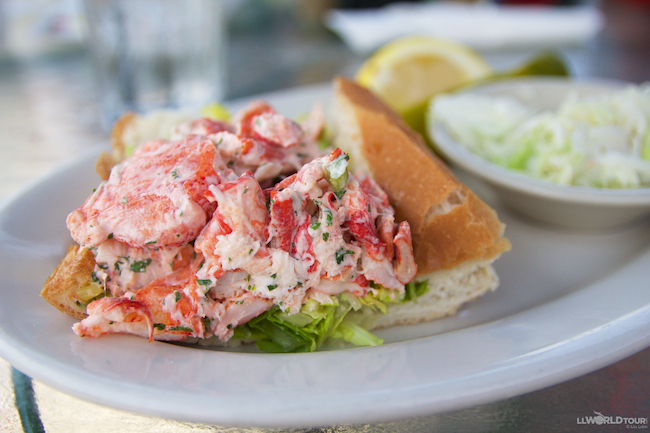 Cape Cod Lobster Rolls