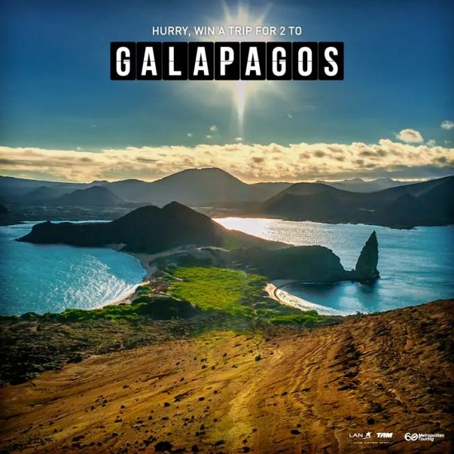 Galapagos Sweepstakes