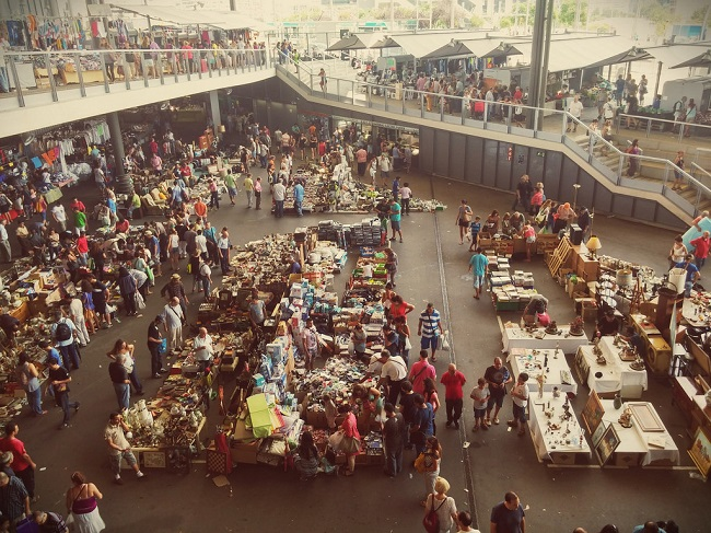 Encants_market_Barcelona