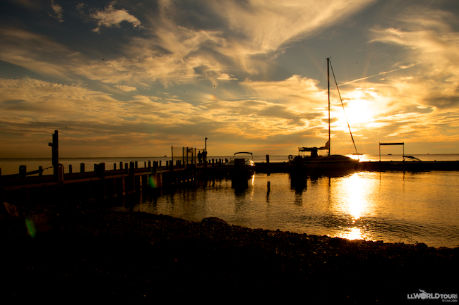 Put-in-Bay Sunset