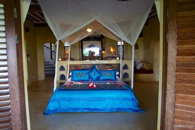 Matemwe Bed