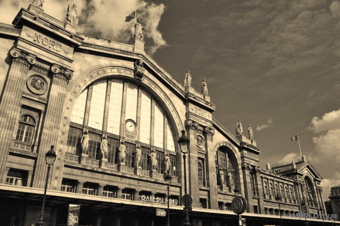 Gare du Nord Paris