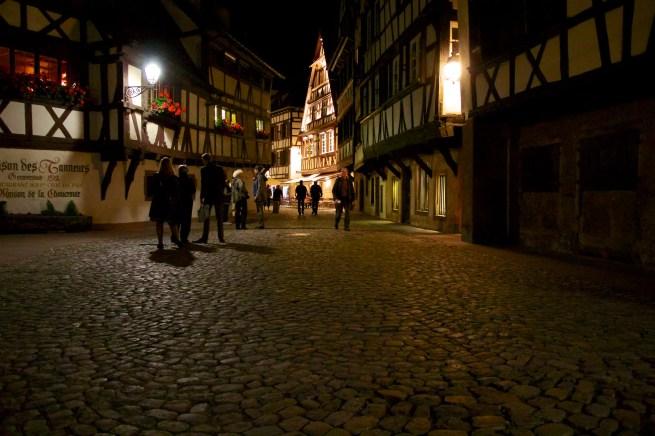 Strasbourg Half Timbered Houses