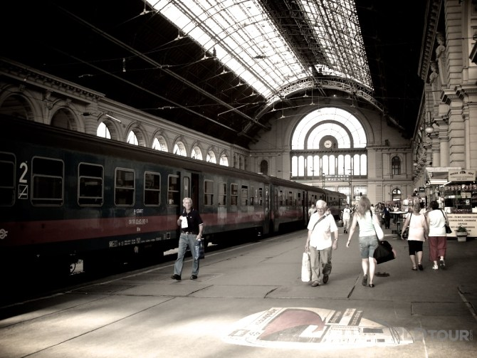 Train Station Budapest