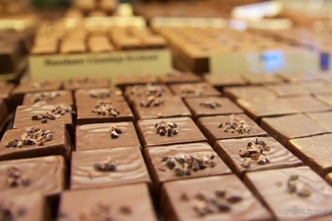 Chocolate in Switzerland