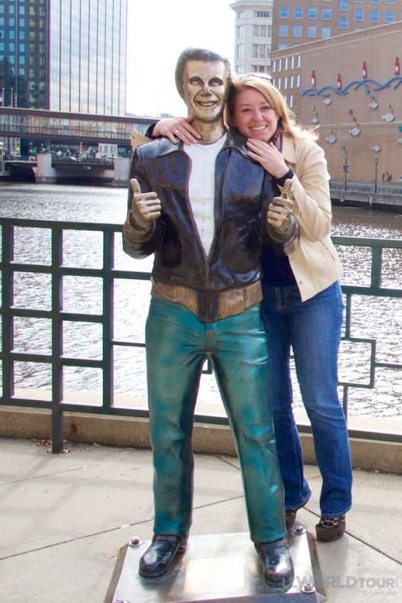 The Fonz Milwaukee