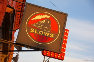 Detroit Slows BBQ