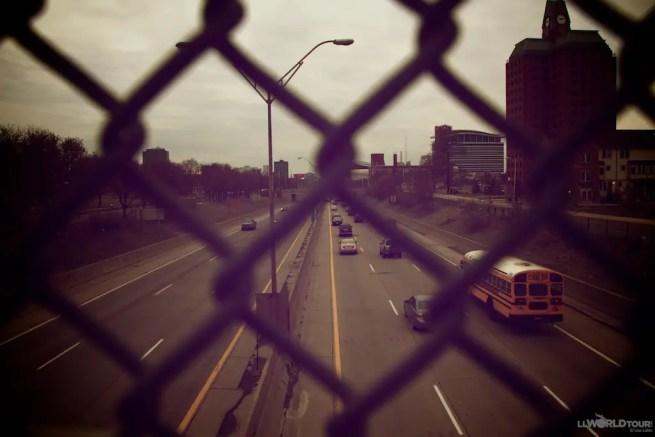 Detroit, a car town