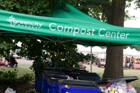 Compost here!