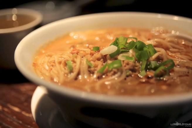 Noodles in Hong Kong