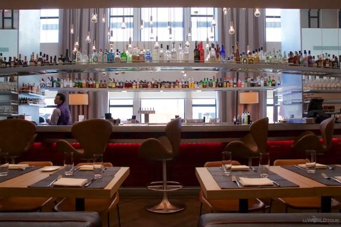 Bar at Virgin Hotel