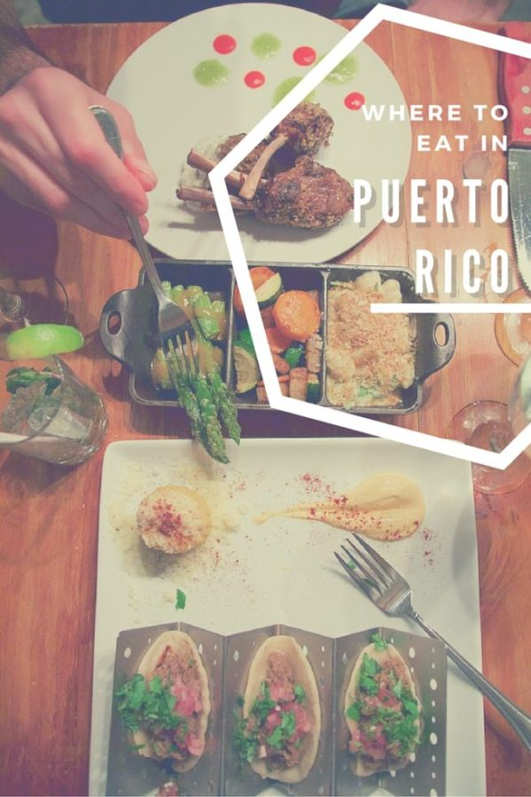 What to eat in Puerto Rico