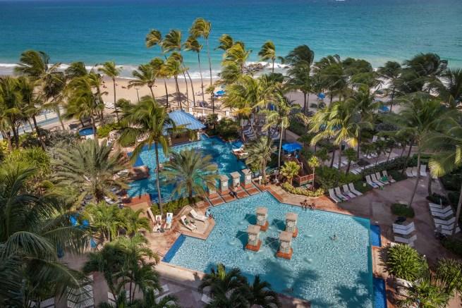 San Juan Marriott Resort