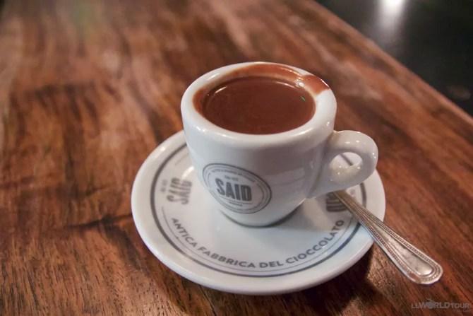 Best Hot Chocolate London