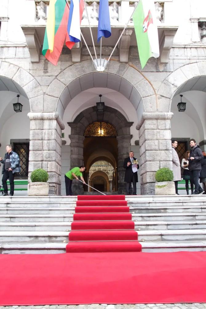 City Hall Ljubljana